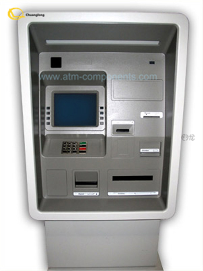 Through - The - Wall Diebold Atm Machine , Inside Atm Vending Machine