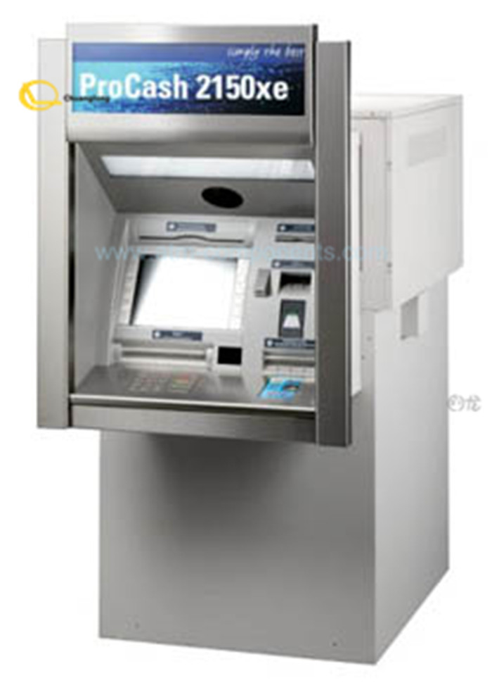 Box Shape Wireless Atm Machine , Automated Cash Teller Machine For School