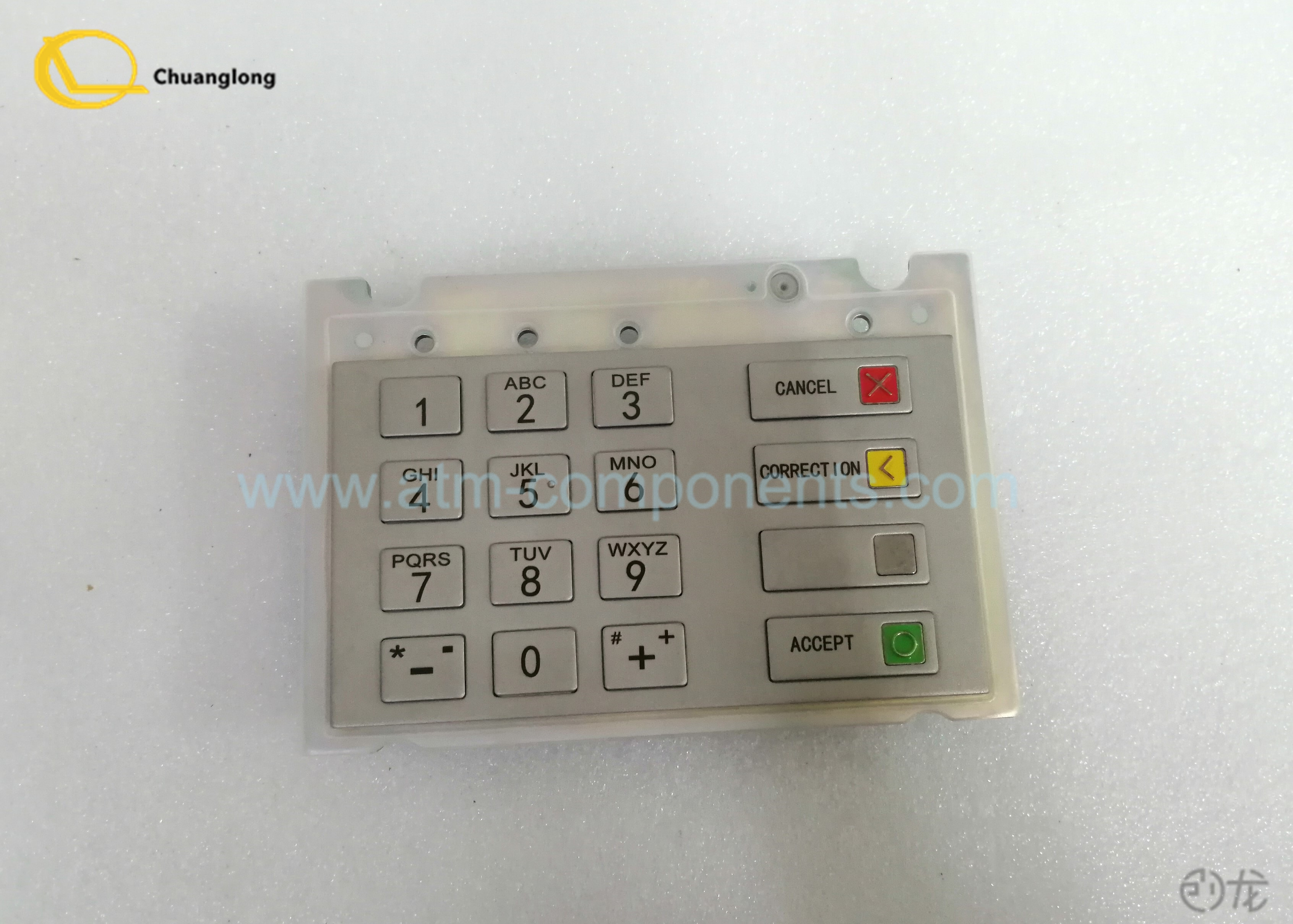 ATM Keyboard Wincor Nixdorf ATM Parts EPPV6 01750159341 1750159341 English Version
